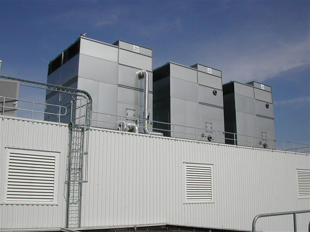 Centrifugal Cooling Tower : Ks series cooling tower steel centrifugal jacir gohl ro